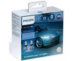 Λάμπες Philips H7 Ultinon Essential Led 12V 24V 20W 6500K 2τμχ