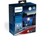 Λάμπες Philips H7 X-Treme Ultinon Led Gen2 13.2V 25W +250% Περισσότερο Φως 5800K 2τμχ