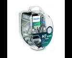 Λάμπες Philips H7 X-treme Vision Pro150 12V 55W Έως 150% Περισσ.Φως 2τμχ