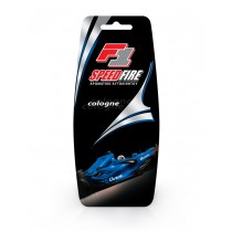 Αρωματικό F1 Speedfire Air Freshener - Cologne