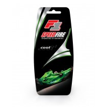 Αρωματικό F1 Speedfire Air Freshener - Cool