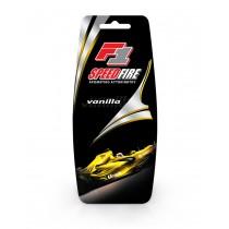 Αρωματικό F1 Speedfire Air Freshener - Vanilla