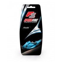 Αρωματικό F1 Speedfire Air Freshener - Fresh