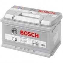 BOSCH ΜΠΑΤΑΡΙΑ S5 74AH 750A ΔΕΞ. 0092S50070