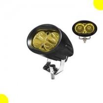 Προβολάκι 20 Watt 10-30 Volt Dc 6000K 1Τμχ - Κίτρινο