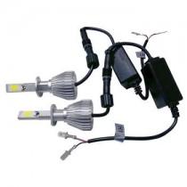 Led Hid Kit H1 36 Watt 9-36 Volt Dc 3600 Lumen 6000K C6 Economy Line