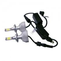 Led Hid Kit H7 36 Watt 9-36 Volt Dc 3600 Lumen 6000K C6 Economy Line