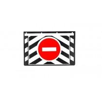 Λασπωτήρας Φορτηγού STOP 45cm x 30cm