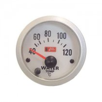 Όργανο Auto Gauge Θερμοκασία Νερού Λευκό 7 Colors
