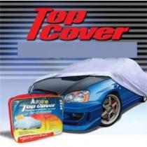 Κουκούλα αυτοκινήτου AutoLine TopCover χωρίς καθρ. X-Large