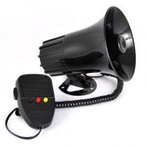 Κόρνα Αστυνομίας 50W Με Μικρόφωνο Oem