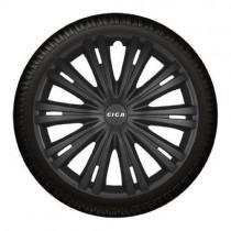 Τάσια Αυτοκινήτου 4τμχ Gorecki Argo Giga black 14