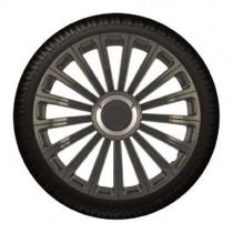 Τάσια Αυτοκινήτου 4τμχ Gorecki Argo Radical Pro Dark 15