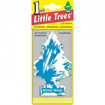 Αρωματικό Δεντράκι Little Trees Car Freshener - white water