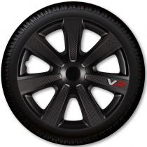 Τάσια Αυτοκινήτου 4τμχ Gorecki Argo VR Carbon Black 13