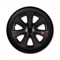 Τάσια Αυτοκινήτου 4τμχ Gorecki Argo VR Carbon Black 16