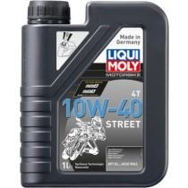 Liqui Moly Motorbike 4T 10W-40 Street 1lt