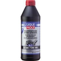 Liqui Moly Fully Synthetic Hypoid Gear Oil (GL5) LS 75W-140 1lt