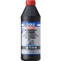 Liqui Moly High Performance Gear Oil (GL4) 75W-90 1lt