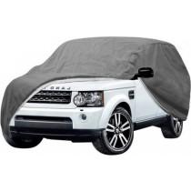 Κουκούλα Αυτοκινήτου Αδιάβροχη SUV/JEEP CarMan Large 4.80x1.93x1.55m
