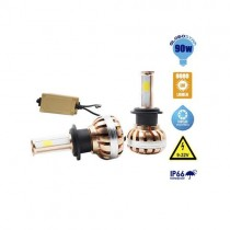 Led Hid Kit H7 45 Watt 4500 Lumen 9-32V 6000K
