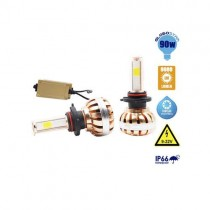 Led Hid Kit H10 45 Watt 4500 Lumen 9-32V 6000K