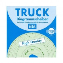 Ταχογράφων Κάρτες NTS 125 EC Truck