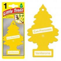 Αρωματικό Δεντράκι Little Trees Car Freshener - vanillia