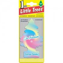 Αρωματικό Δεντράκι Little Trees Car Freshener - cotton candy