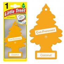 Αρωματικό Δεντράκι Little Trees Car Freshener - καρύδα