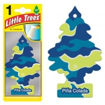 Αρωματικό Δεντράκι Little Trees Car Freshener - pina collada