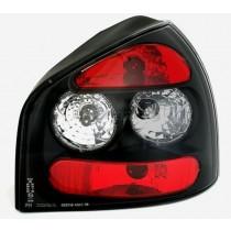 Πίσω Φανάρια Μαύρα για Audi A3 (1996-2003)