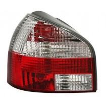 Πίσω Φανάρια Χρωμίου  για Audi A3 (1996-2003)