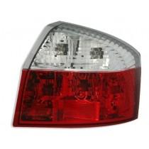 Πίσω φανάρια κόκκινα για Audi A4 sedan (2001-2004)