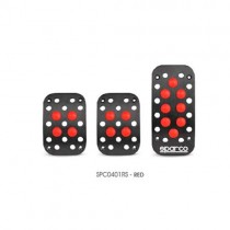 Πεντάλ Sparco Set Sicilia Spc0401Rs Red