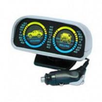 Κλεισιόμετρο Autoline Φωτιζόμενο 12V Land Meter