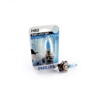 Λάμπες PHILIPS HB3 Crystal Vision 12V 12.8V 65W 4300K 1Τμχ
