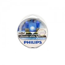 Λάμπες PHILIPS HB4 12V 55W Diamond Vision 5000k 2τμχ