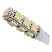 Λαμπτήρας T10 Απλός Με 13 Smd 5050 Ψυχρό Λευκό
