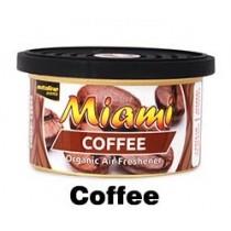 Αρωματικό Κονσέρβα Organic Miami - Coffee