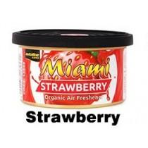 Αρωματικό Κονσέρβα Organic Miami - Φράουλα