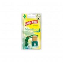 Αρωματικό Φιαλίδιo Mπουκάλι Little Trees Car Air Freshener - Menthol