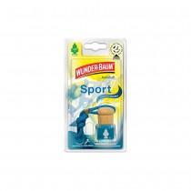 Αρωματικό Φιαλίδιo Mπουκάλι Little Trees Car Air Freshener - Sport
