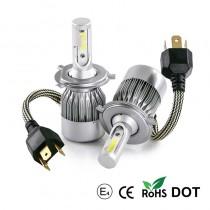 Led Φώτα Αυτοκινήτου 9006 Ηb4 6000Κ C6 36W 3800Lumen