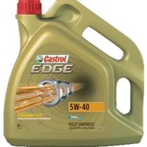 Castrol EDGE 5W-40 TITANIUM FST 4Lt