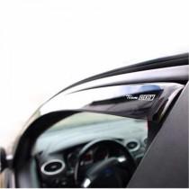 Ανεμοθραύστες Heko VW GOLF 2 4D ->08/83 ΚΟΝΤΟ Σετ