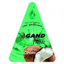 Αρωματικό Δεντράκι Gand Oil Coconut Fresh
