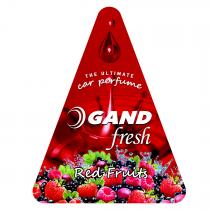 Αρωματικό Δεντράκι Gand Oil Red Fruits Fresh