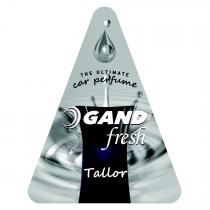 Αρωματικό Δεντράκι Gand Oil Tallor Fresh