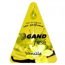 Αρωματικό Δεντράκι Gand Oil Vanillia Fresh